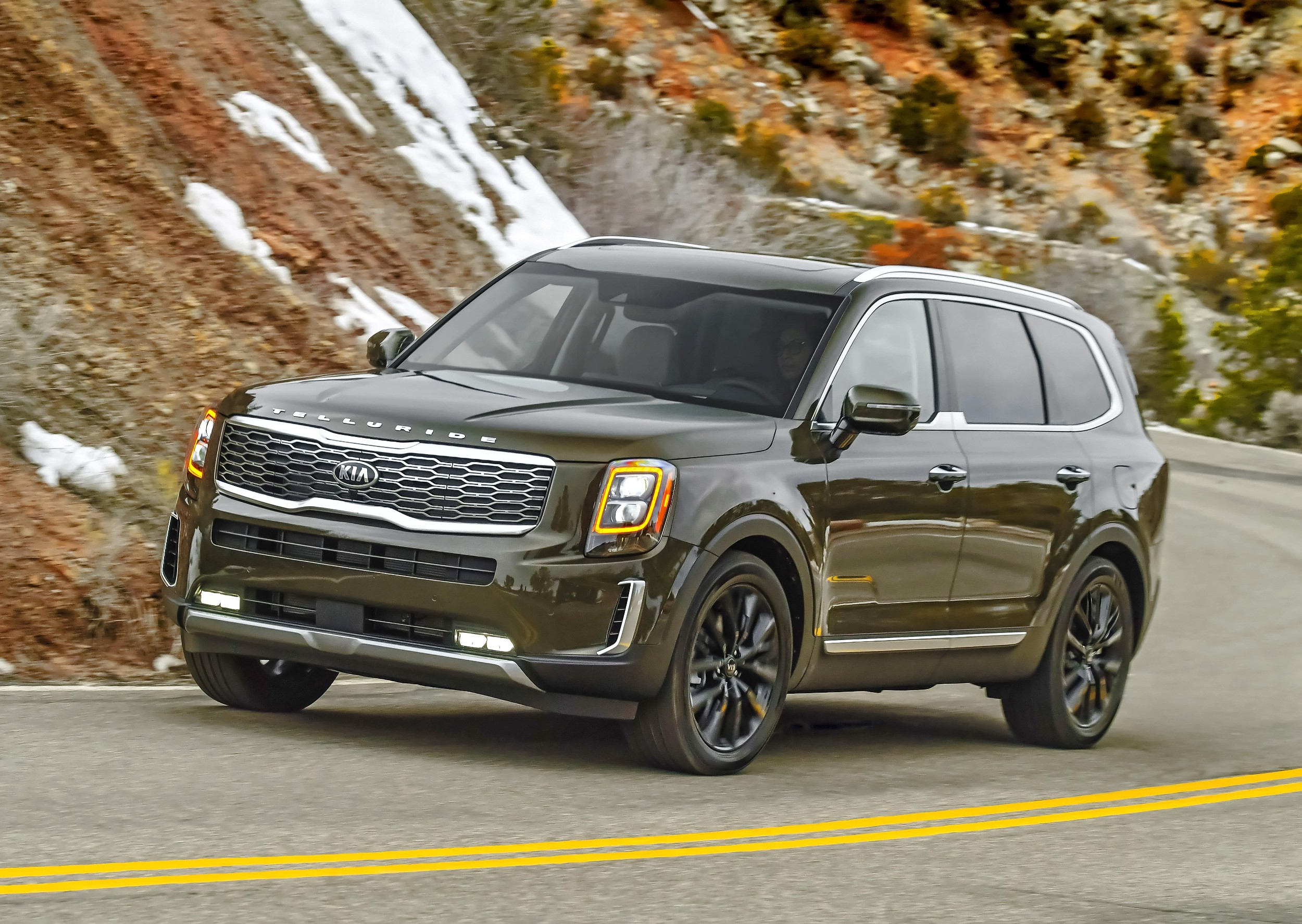 2021 Kia Telluride All Black Release Date, Color Changes ...