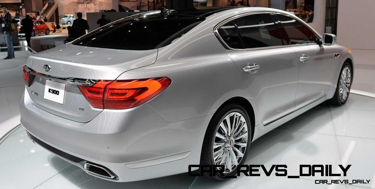 2015 Kia K900 Potential Revealed In Flesh: Led Lighting Low - 2022 Kia K900 V8 Safety Changes, Engine Rumor