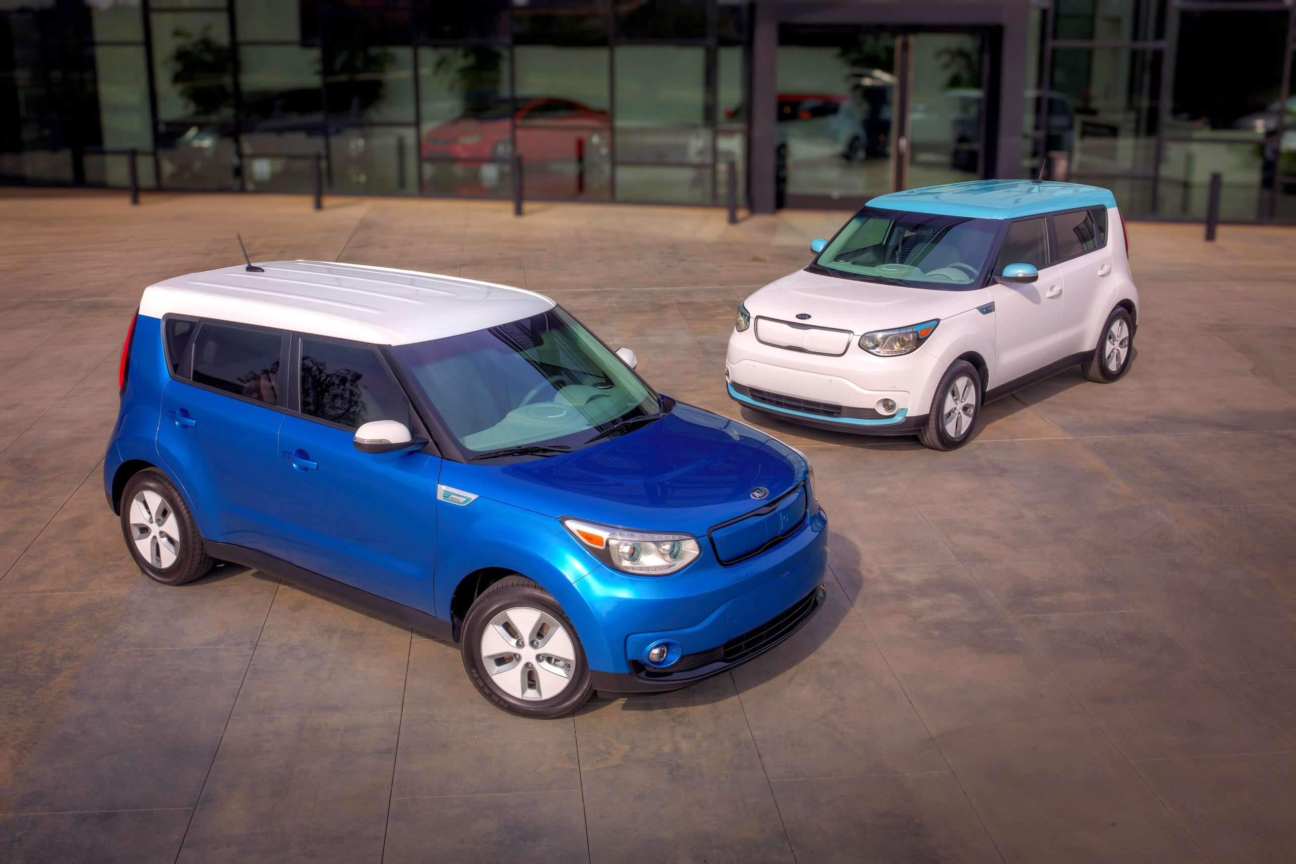 2015 Kia Soul Ev Electric Car Unveiled At Chicago Auto Show - 2022 Kia Soul Colors Release Date, Color Options, Change