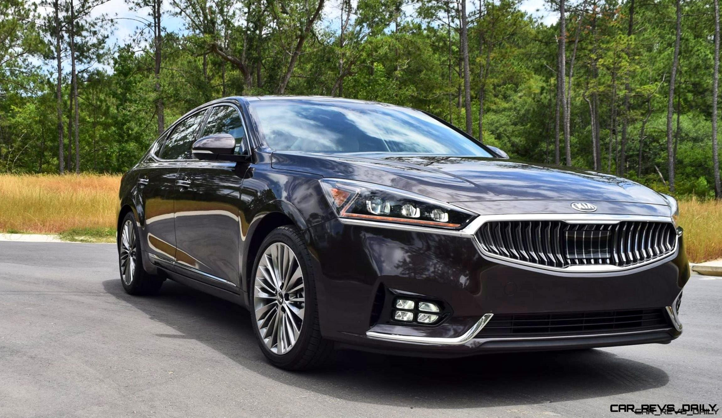 2017 Kia Cadenza Limited - Road Test Review + 2 Videos » Car - Kia Cadenza 2022 Test Drive Color Options, Redesign