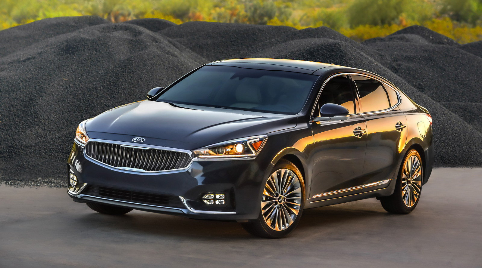 2017 Kia Cadenza | Top Speed - Kia Cadenza V6 Transmission Options, Release Date
