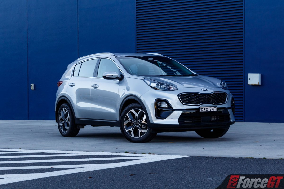 2019 Kia Sportage Si Premium Diesel Awd Review - Forcegt - 2022 Kia Rio Blue Configurations, Colors, Redesign