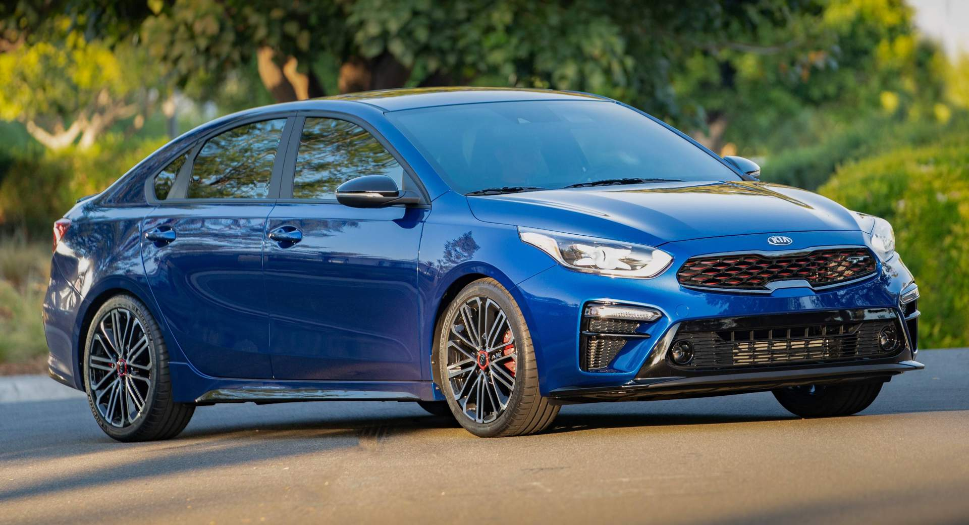 2020 Kia Forte Gt Shows Its Two Flavors At Sema | Carscoops - 2022 Kia Forte Gt Specification, Changes