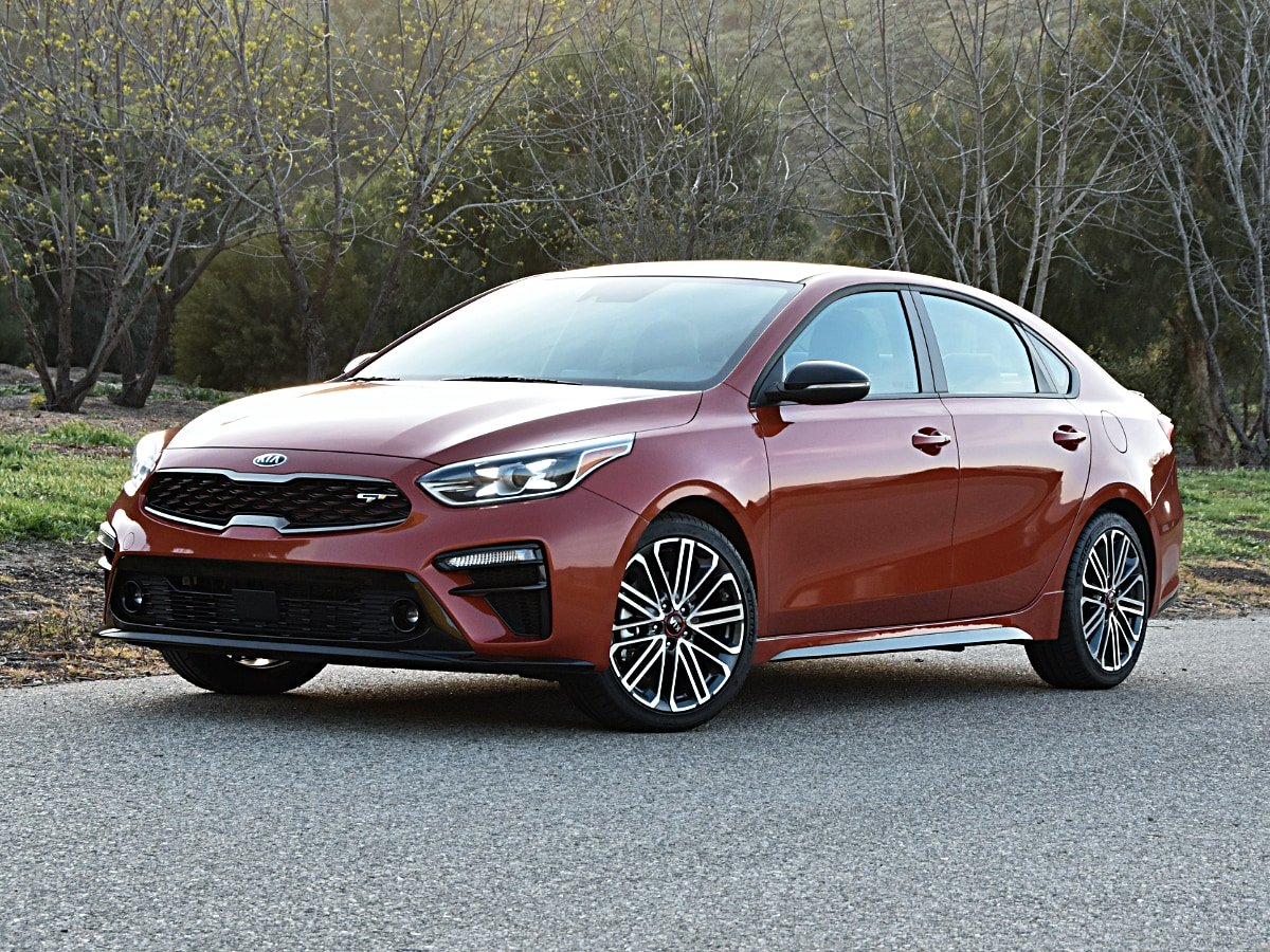 2020 Kia Forte Review | Expert Reviews | J.d. Power - 2022 Kia Forte Red Transmission Options, Gas Mileage