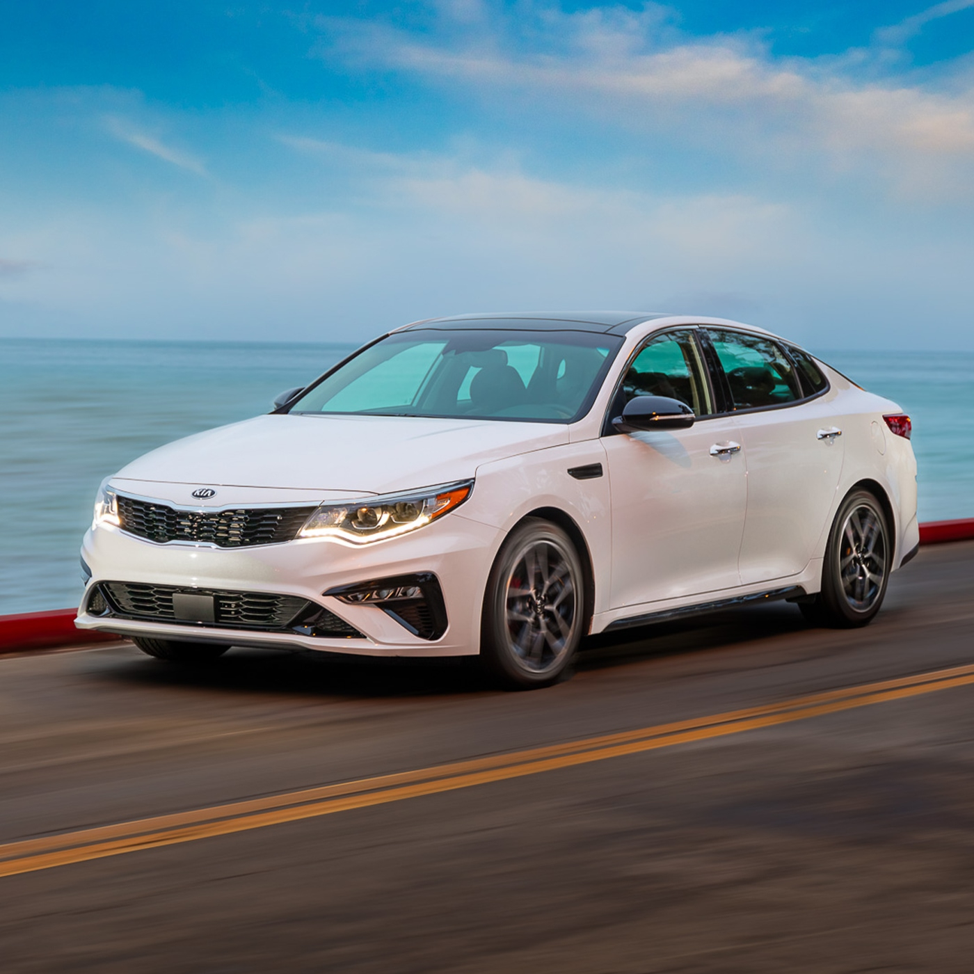 2020 Kia Optima - Mid-Size Sedan Pricing & Features | Kia - 2022 Kia Optima Grey Configurations, Safety Update, Specs