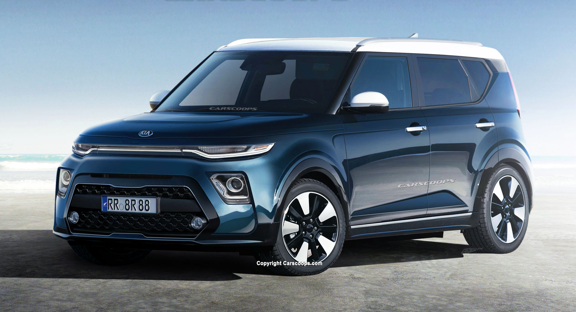 2020 Kia Soul: Looks, Interior, Engines And Everything Else - 2022 Kia Soul Black Configurations, Electric Interior