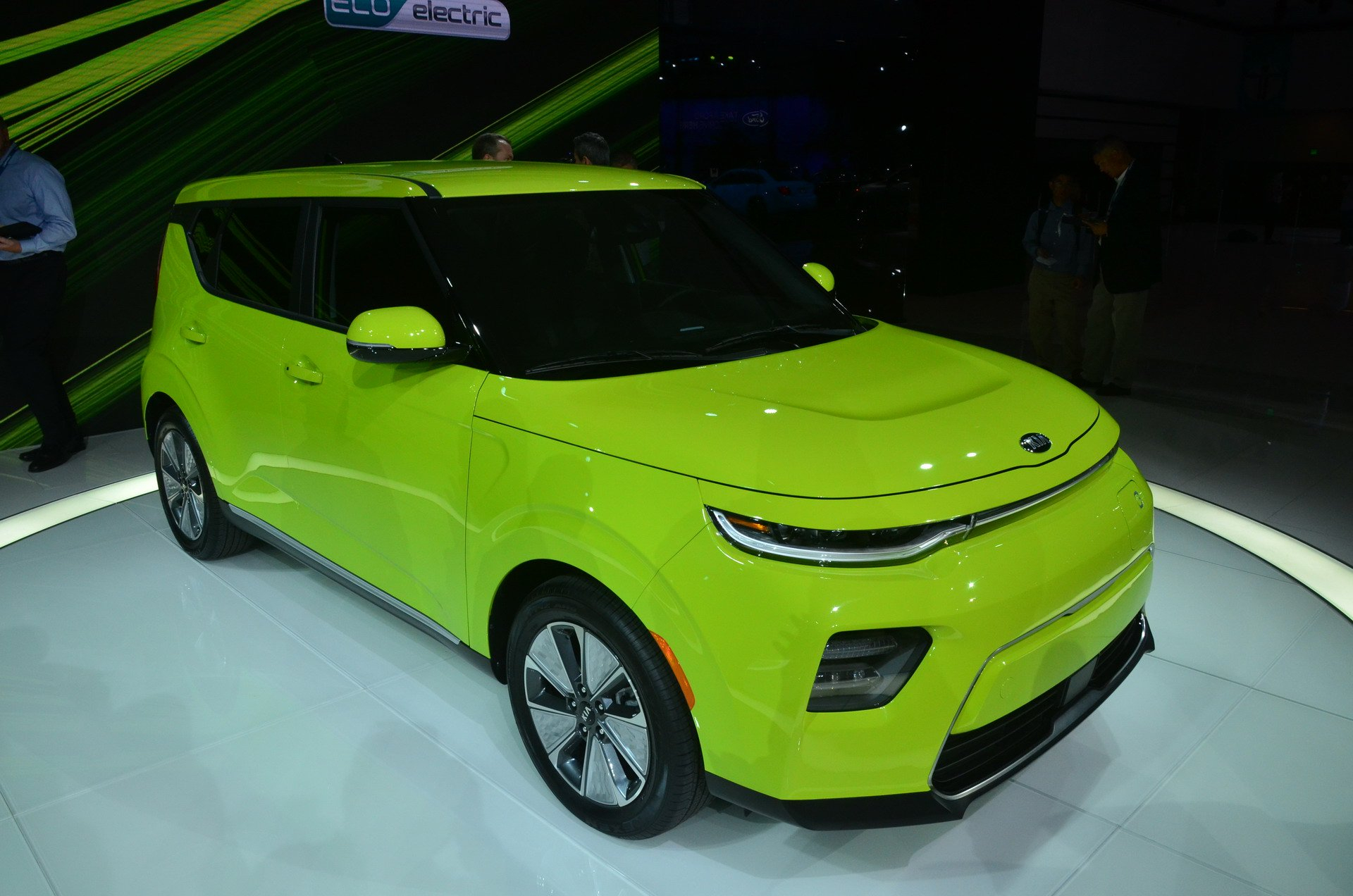 2020 Kia Soul Unveiled With New Design And An Electric - 2022 Kia Soul Hybrid Redesign, Automatic Specs, Rumor