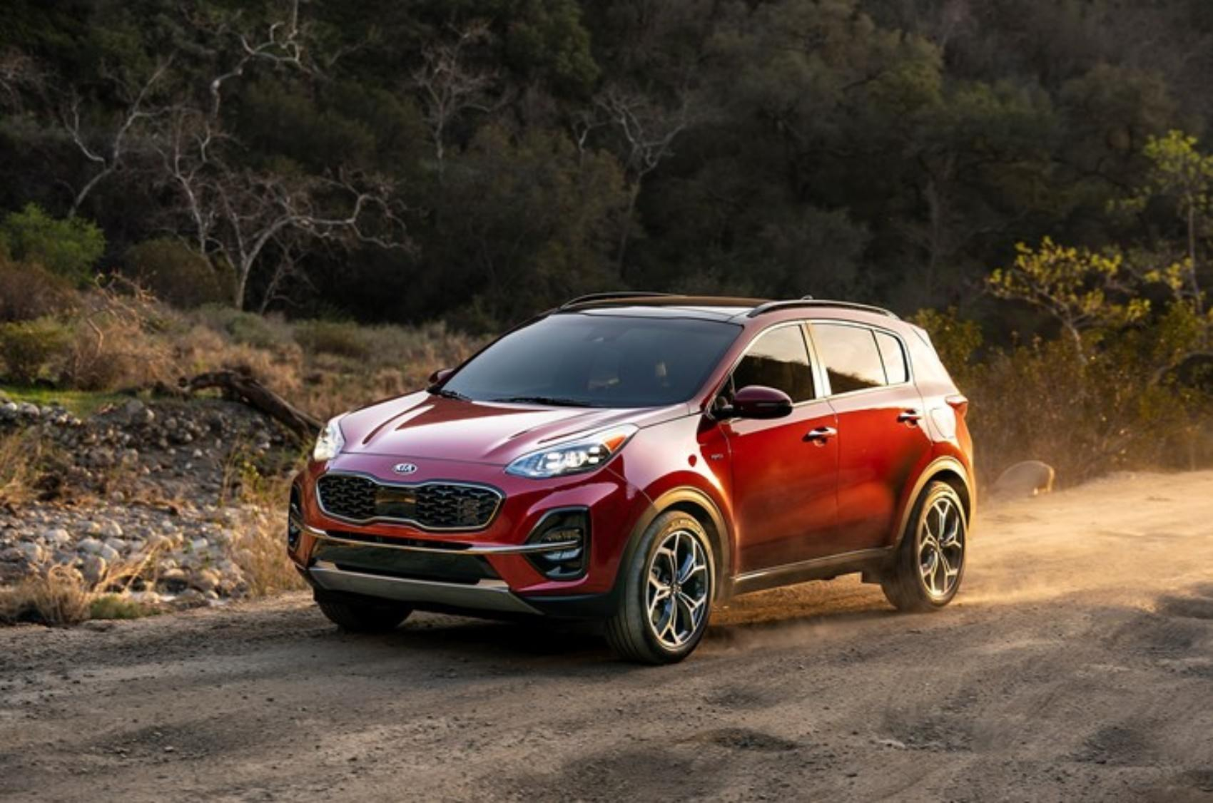 2020 Kia Sportage: Refreshed & Ready To Mingle - 2022 Kia Optima Lx, Color Concept, Cargo Capacity