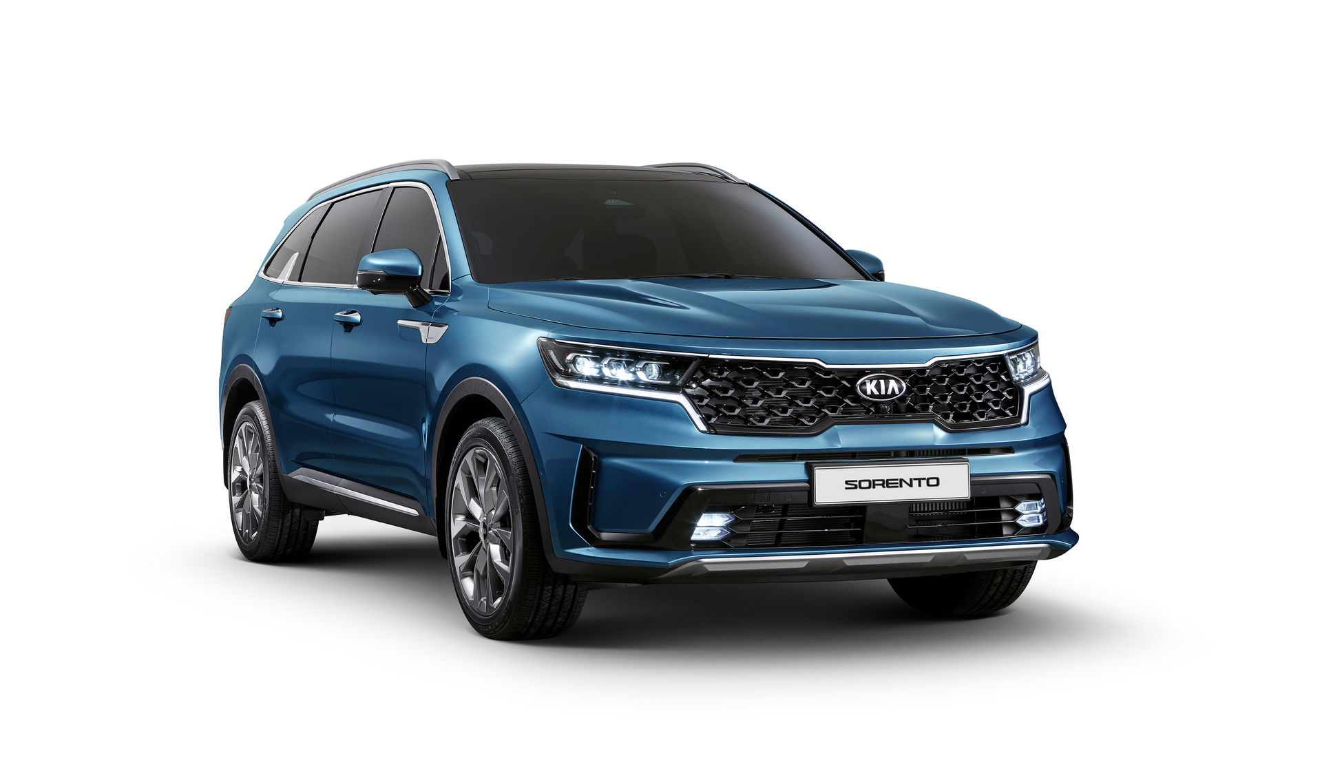 2021 Kia Sorento: Here Are The First Official Images And Details - 2022 Kia Forte Engine 2.0 L 4 Cylinder Cargo Space, Rumor