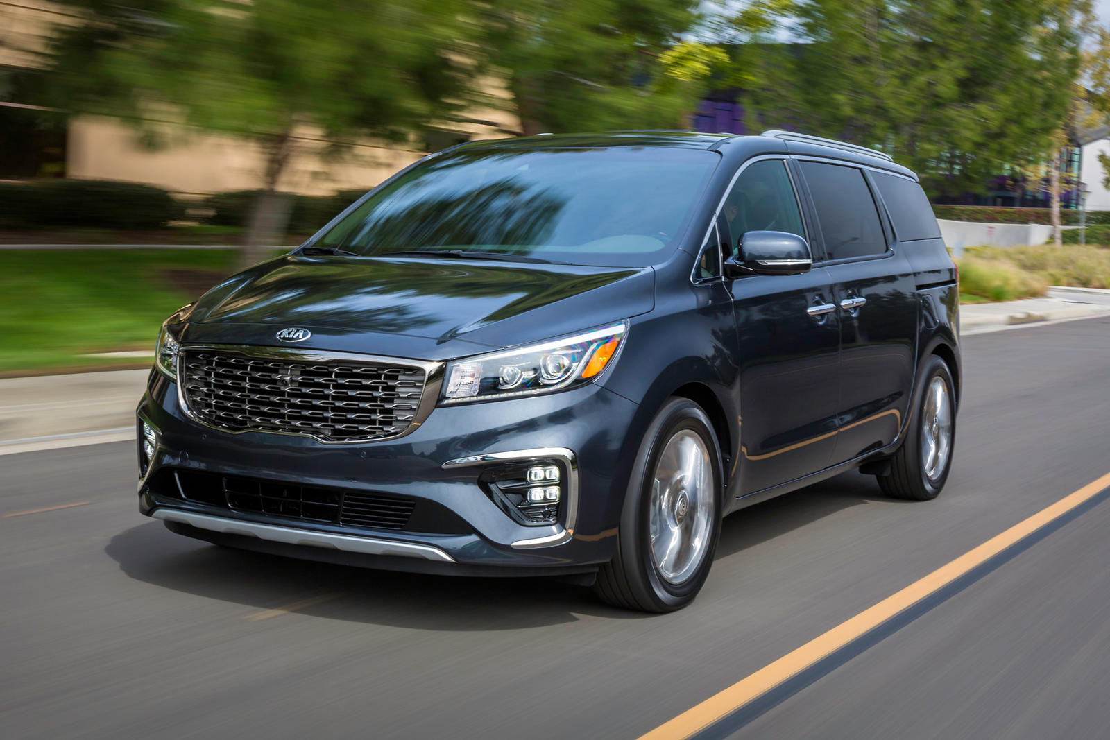 All-New 2021 Kia Sedona Coming Soon With Big Changes | Carbuzz - 2022 Kia Sedona Ex Specs, Changes, Transmission Update