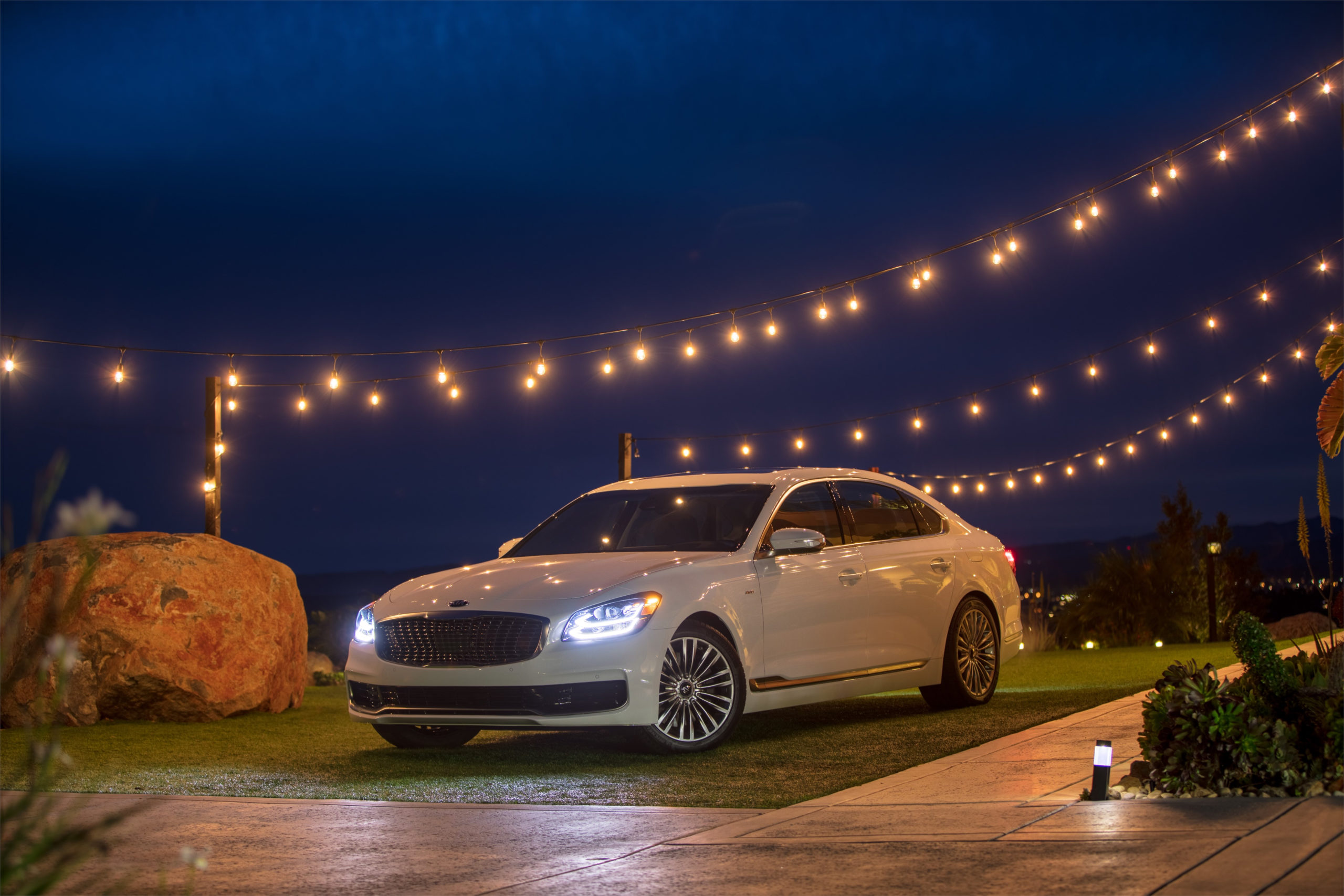 All-New Kia K900 Landed In New York - Korean Car Blog - 2022 Kia K900 Road Test Release Date, Color Options