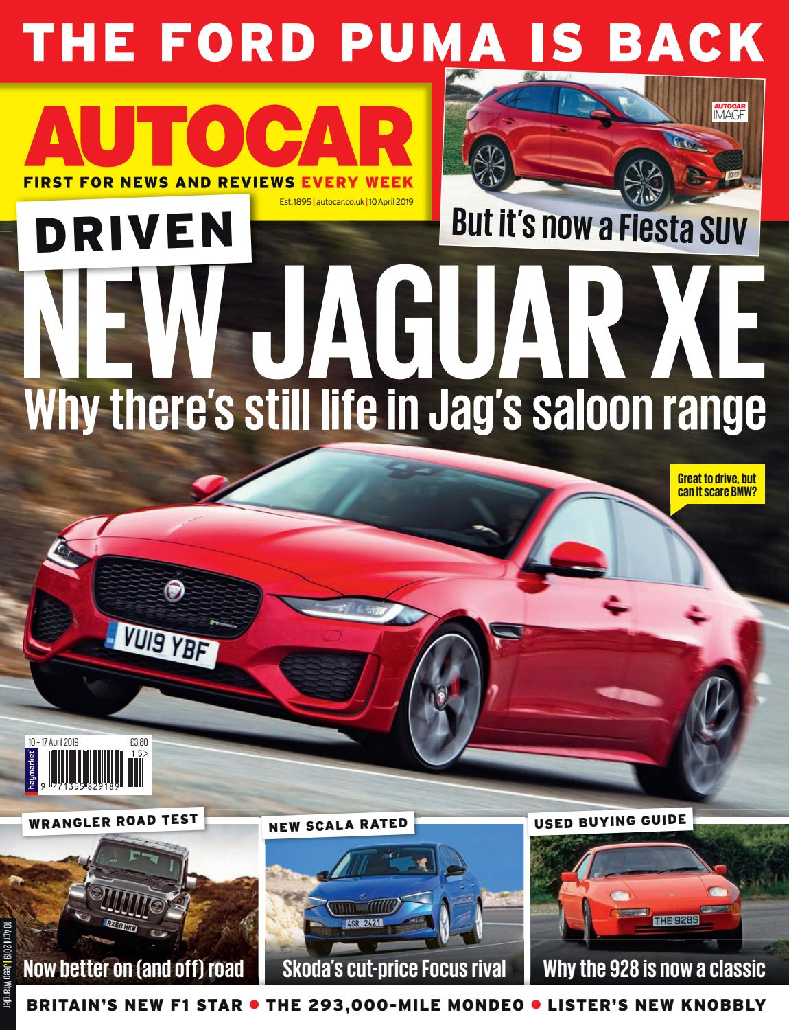 Autocar 10Th April 2019Haymarket Consumer Media - Issuu - 2022 Kia Rio Ex Sport Crash Test, Configurations, Redesign