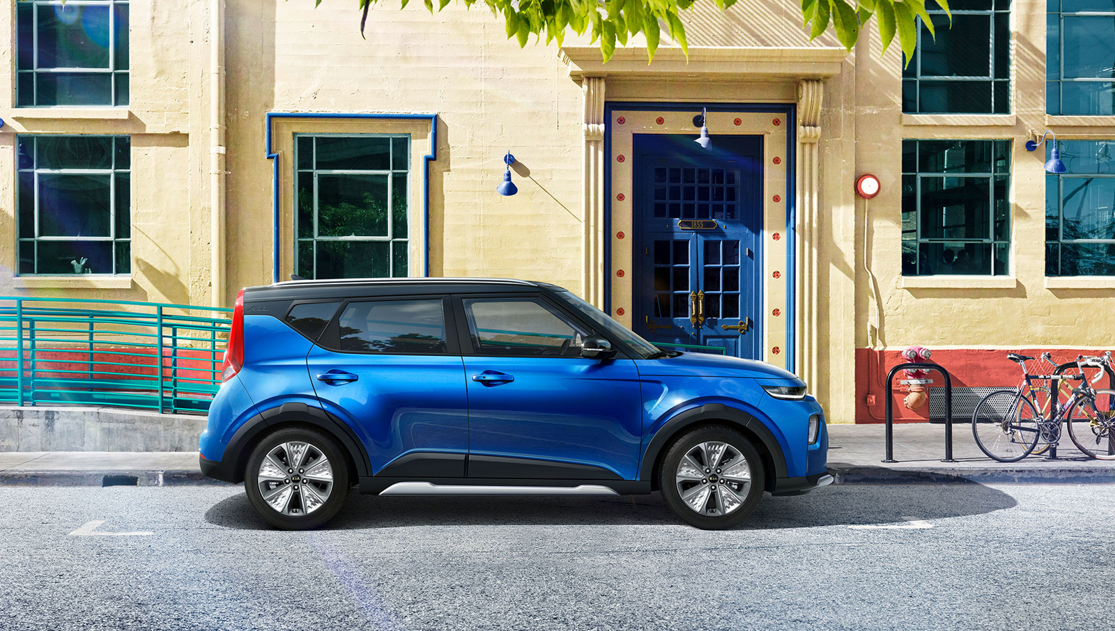Kia Announces The New E-Soul For Europe - 2022 Kia Soul Ev Specifications, Exterior Concept, Price