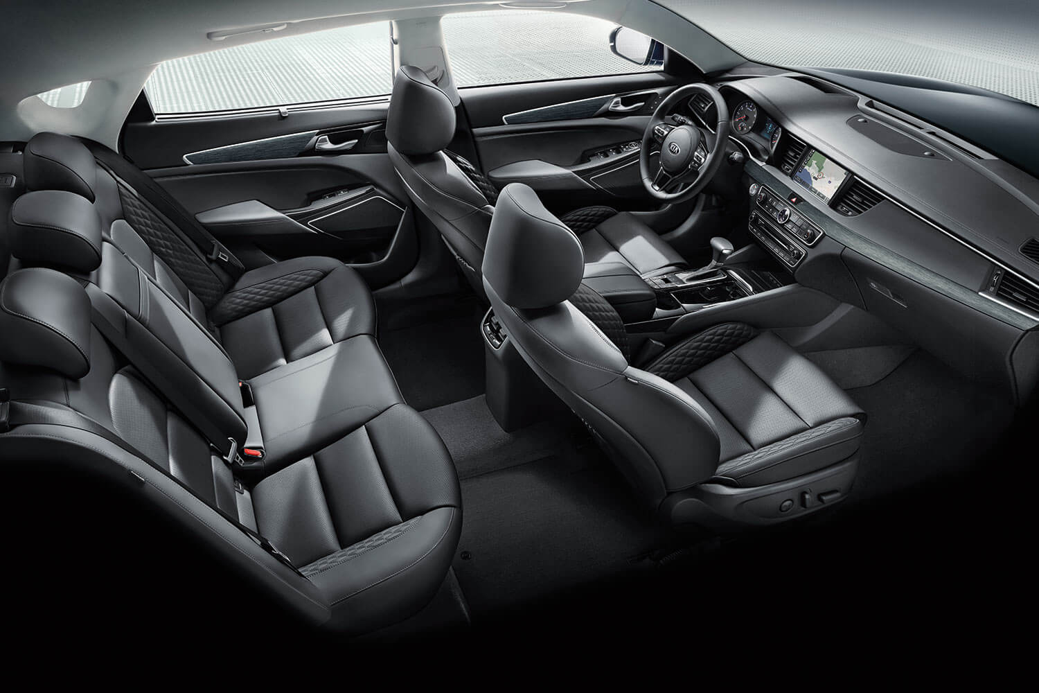 Kia Canada - Cadenza - 2022 Kia Cadenza Canada Specification, Interior Concept