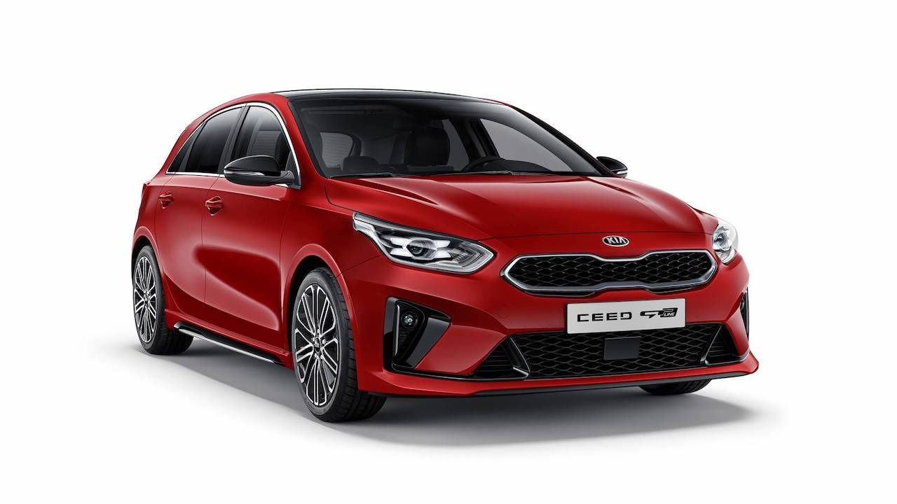 Kia Considering 6 Models For Launch In Indiamid-2022 - 2022 Kia Rio Red Exterior Concept, Release Date