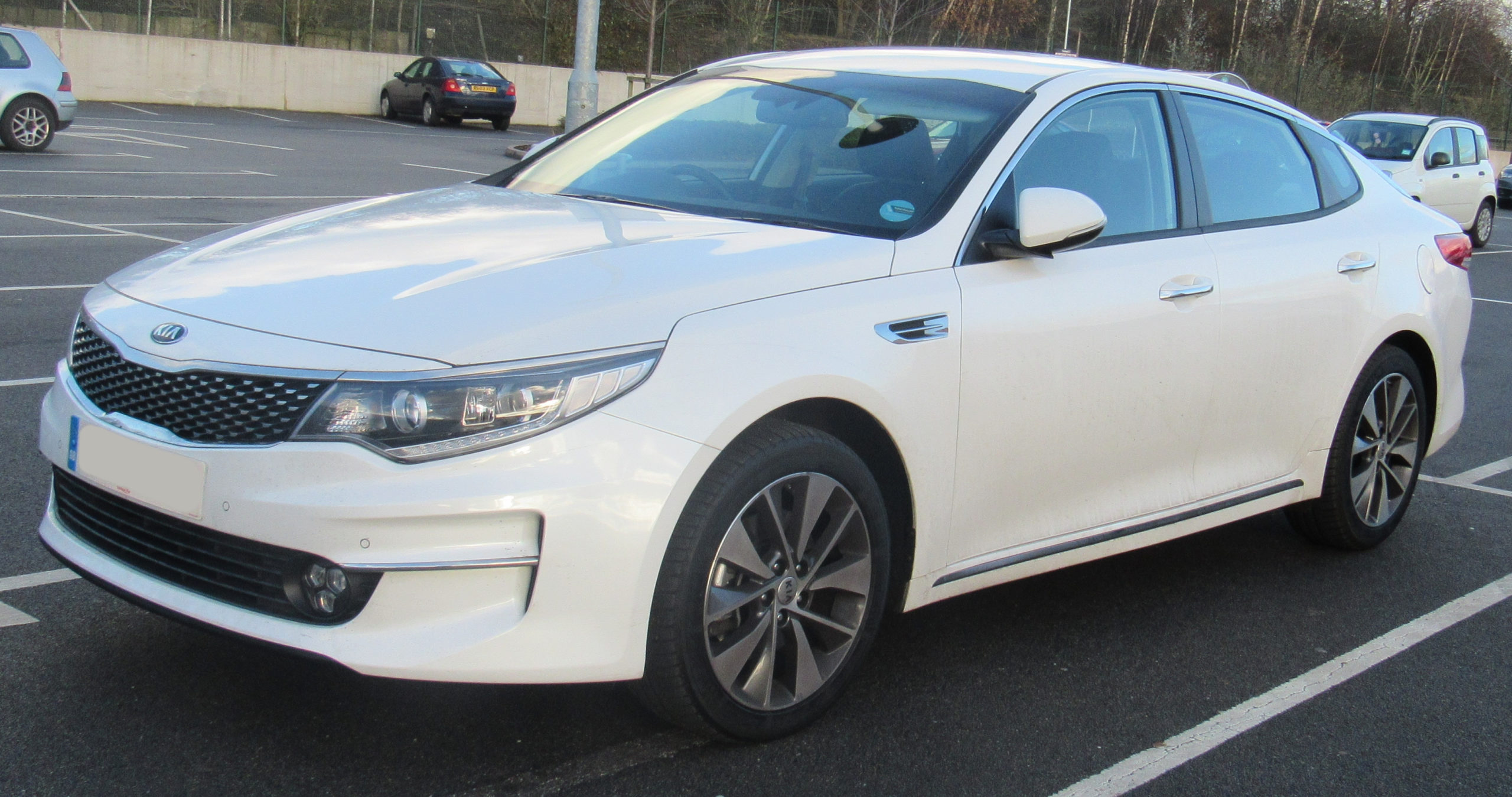 Kia Optima - Wikipedia - 2022 Kia Optima White Concept, Rumor, Release Date
