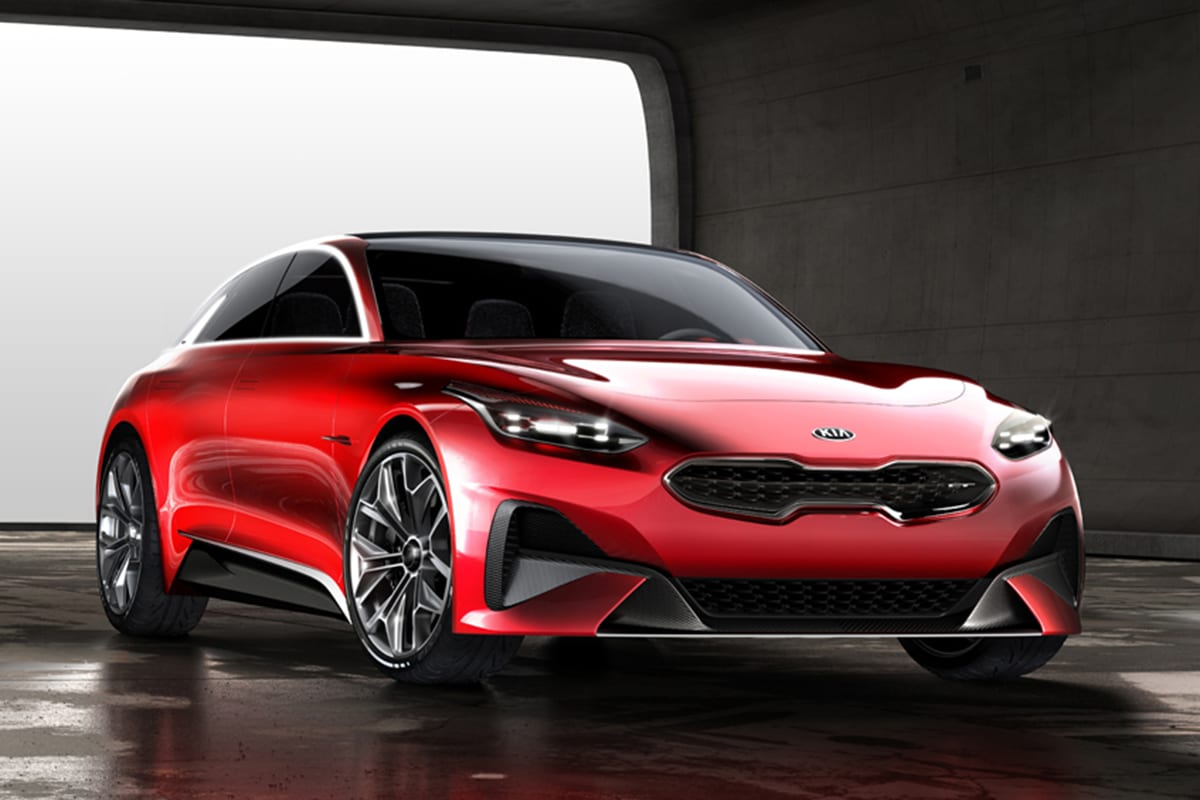 Kia Proceed Concept 2019 Revealed Ahead Of Frankfurt - Car - 2022 Kia Rio Hatchback, Exterior Concept, Performance