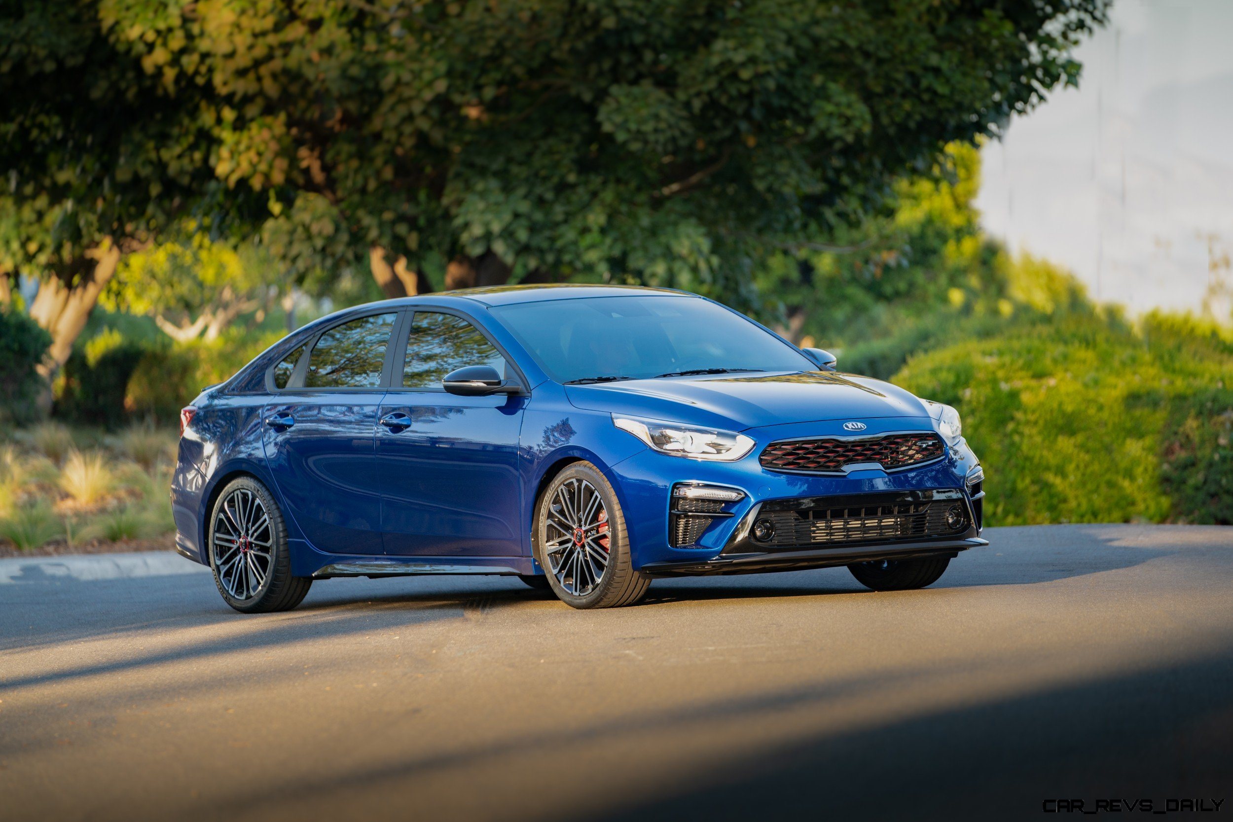 Kia Unveils 201 Horsepower 2020 Forte Gt, At Last Our - 2022 Kia Forte Engine 2.0 L 4 Cylinder Cargo Space, Rumor