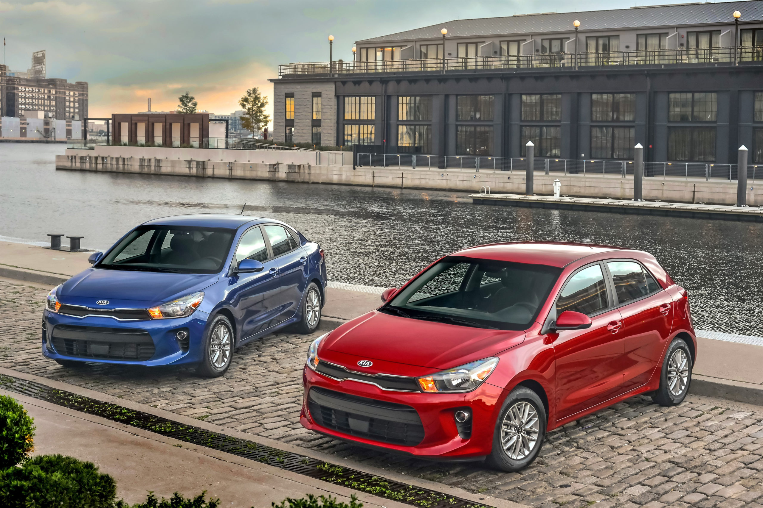 Kia's Product Line-Up Until 2022 - Korean Car Blog - 2022 Kia Rio Black Concept, Specifications, Release Date