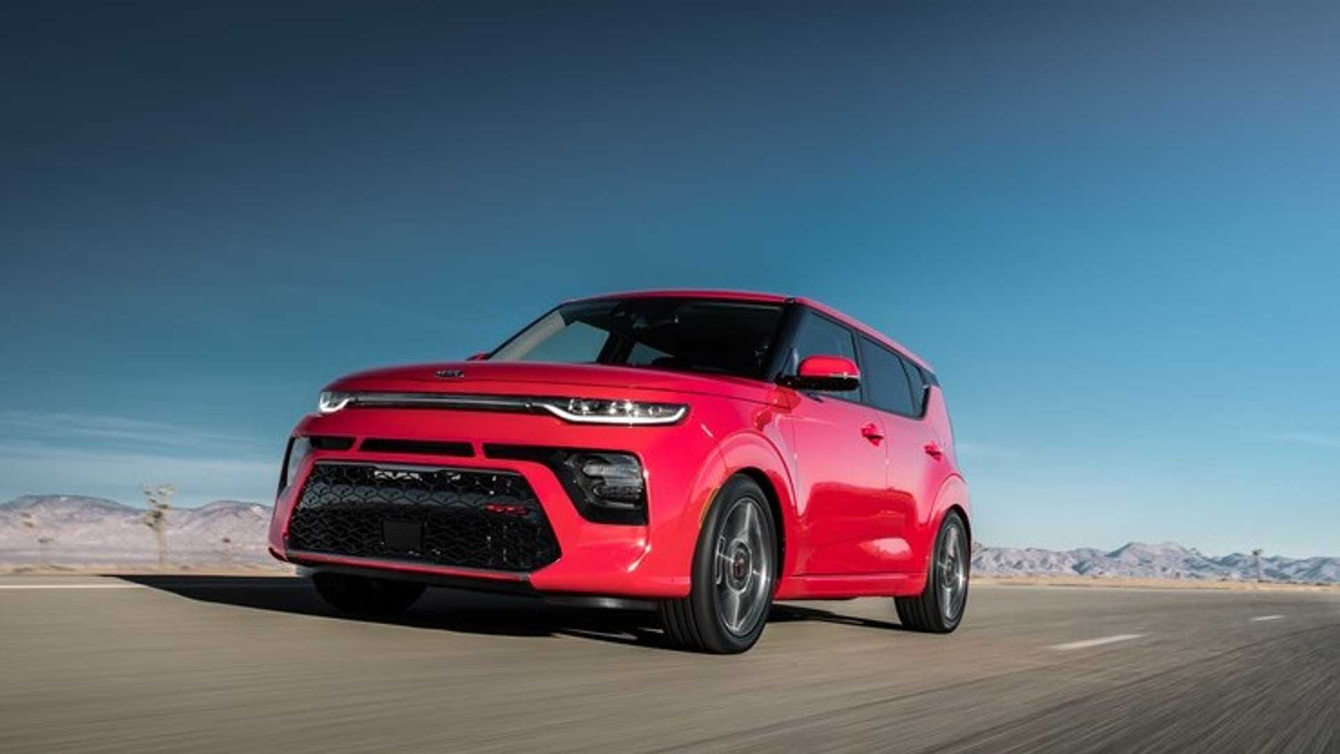 Most Expensive 2020 Kia Soul Costs $30,825 - 2022 Kia Soul Gt-Line 1.6 Turbo Transmission Change, Release Date