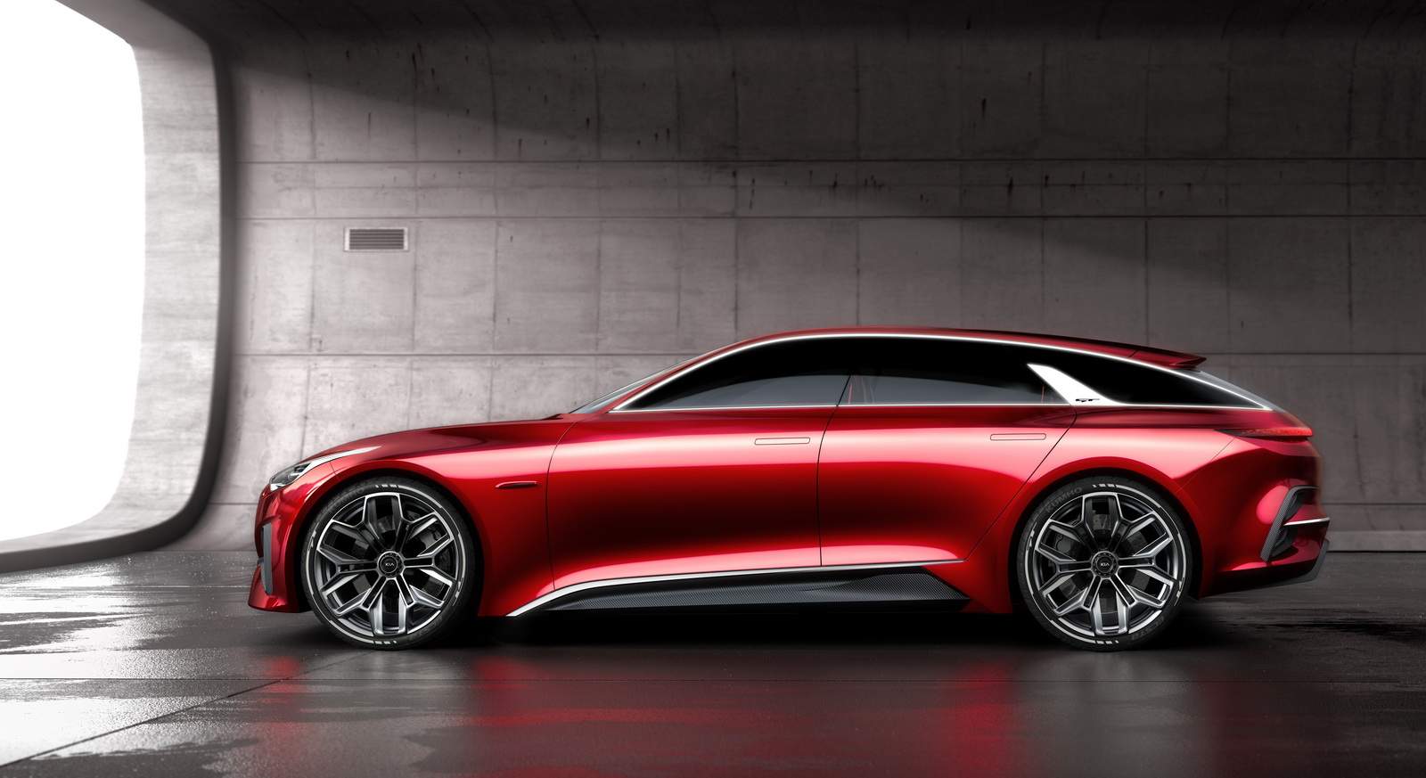 New Kia Proceed Concept Shooting Brake Previews The Next - 2022 Kia K900 Canada Release Date, Color Options, Rumor