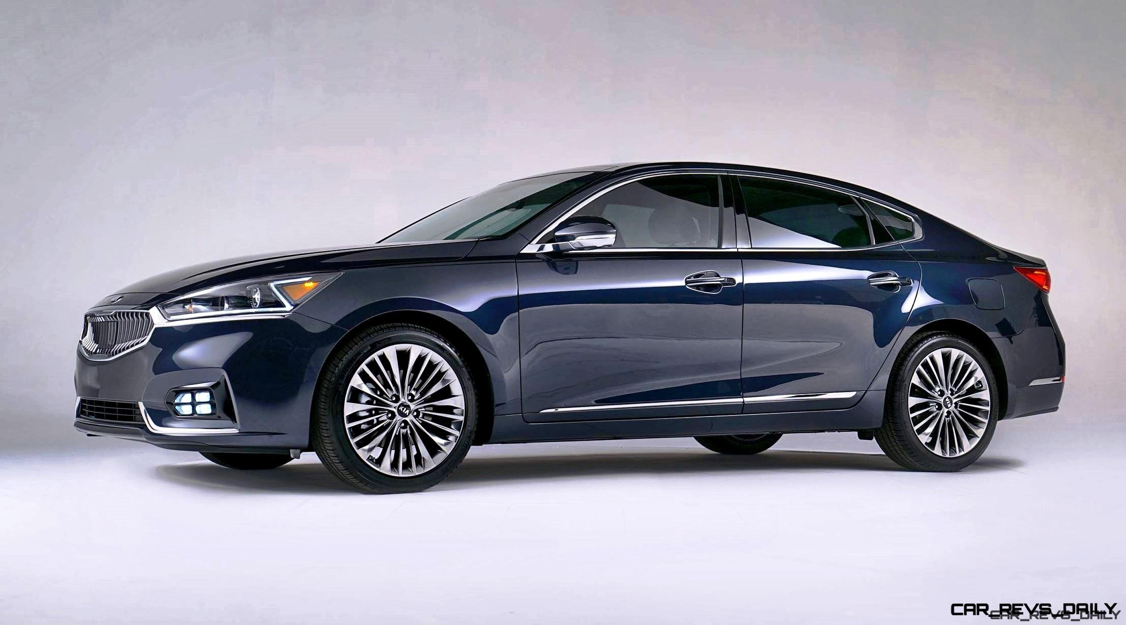 Official: 2017 Kia Cadenza Makes Ny Debut » Car Shopping - 2022 Kia K900 Road Test Release Date, Color Options