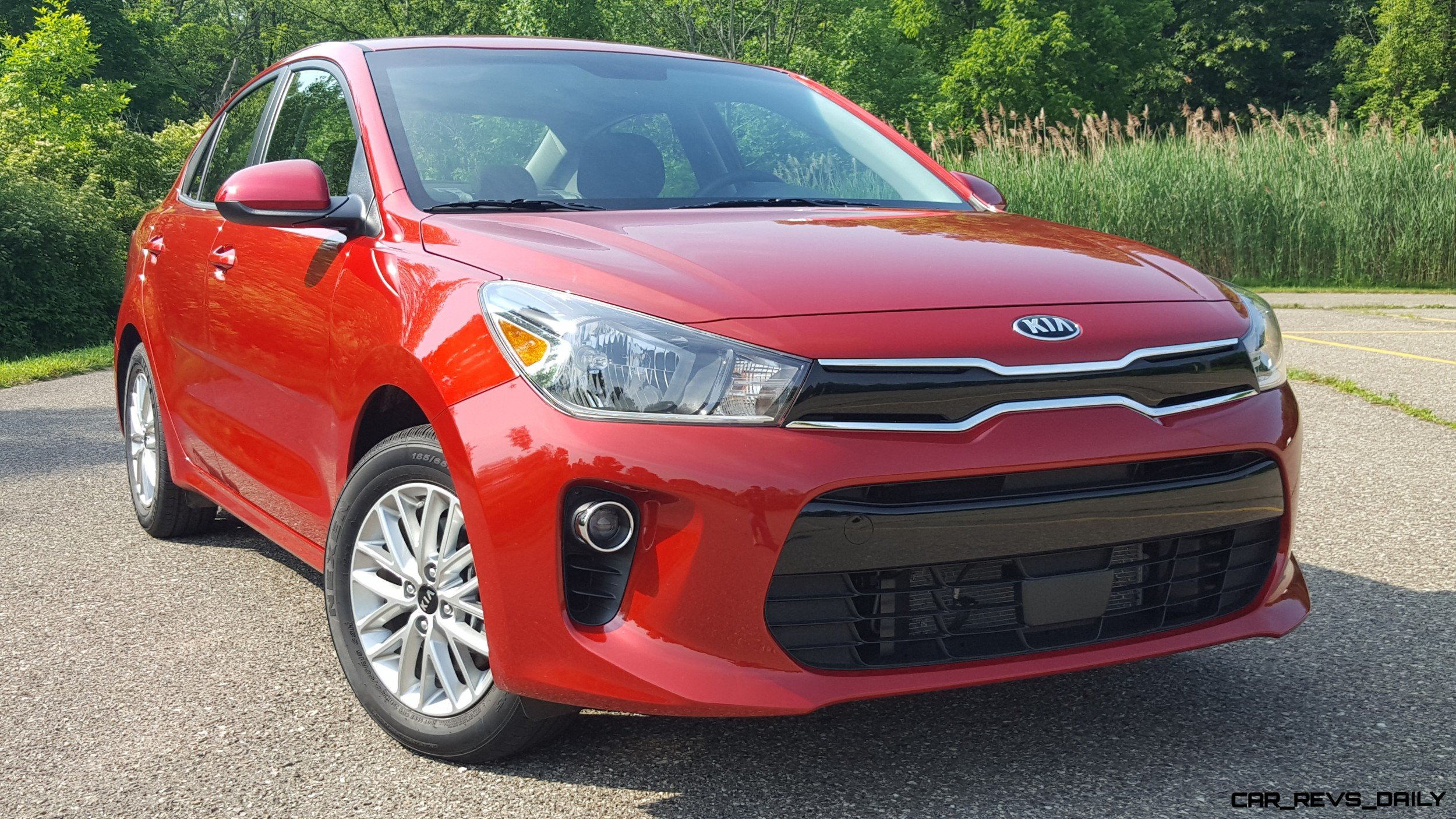2022 kia rio sedan automatic changes, color options