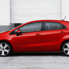 2013 Kia Rio Hatchback News Reviews Msrp Ratings With