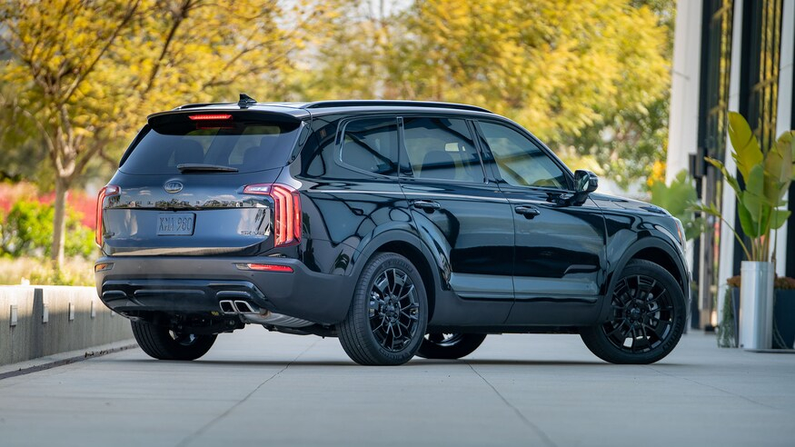 Why Buy A 2021 Kia Telluride When You Can Buy A 2021